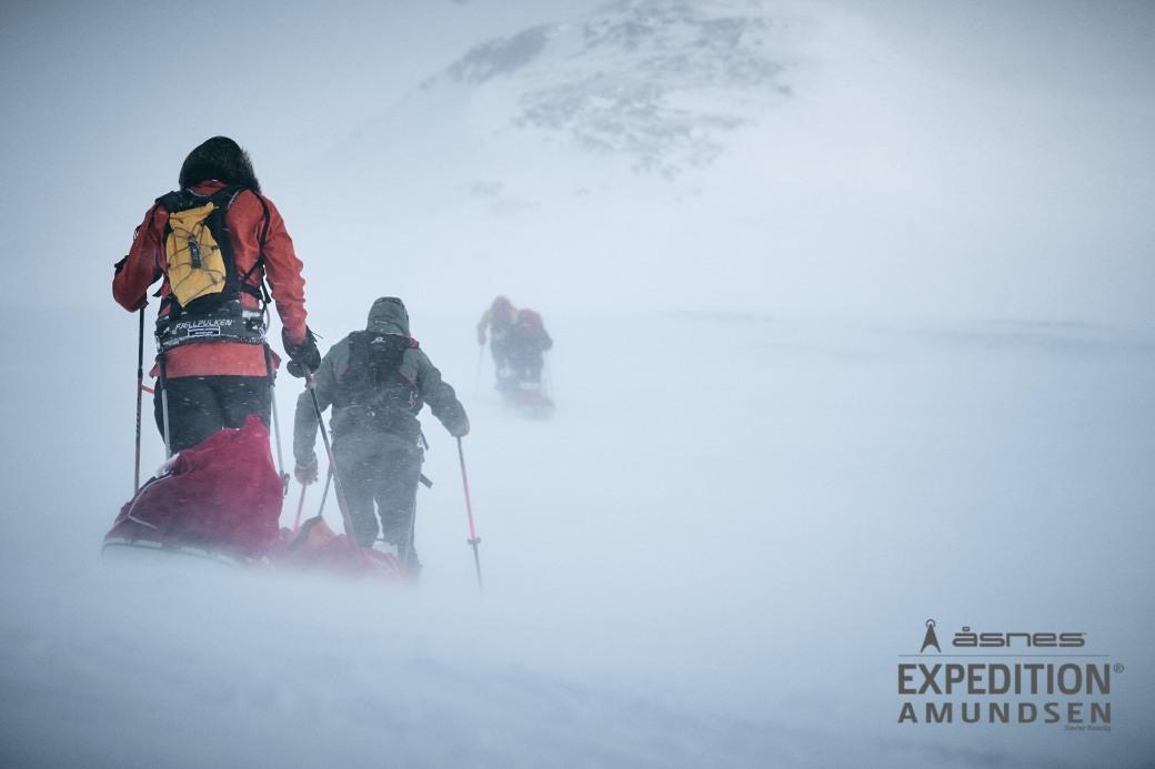 Expedition Amundsen 2019 – Shaun Stewart